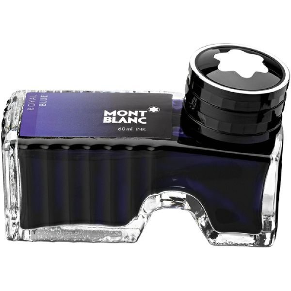 Montblanc Tintenfass ROYAL BLUE 60ml